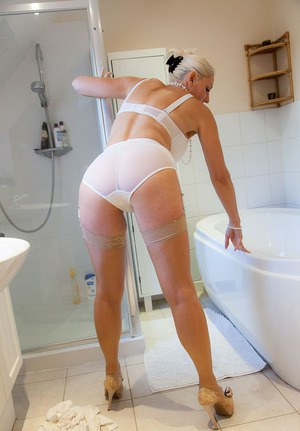 image Chubby brunette milf xxx adopted boss first