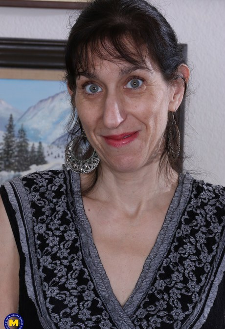 Ugly Mature Pussy