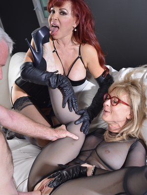 Mature Pussy Group Sex